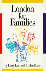Cover of: London for families