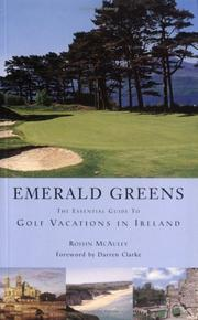Cover of: Emerald Greens |