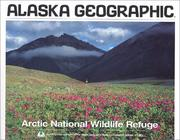 Cover of: Arctic National Wildlife Refuge (Alaska Geographic,) | Penny Rennick