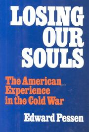 Cover of: Losing our souls