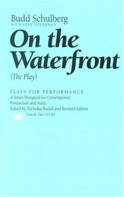 Cover of: On the waterfront