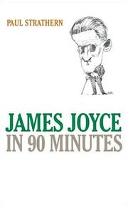 Cover of: James Joyce in 90 minutes | Paul Strathern