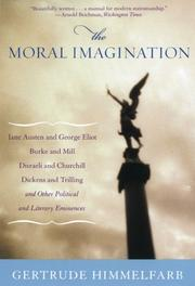 Cover of: The Moral Imagination
