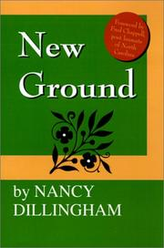 Cover of: New Ground | Nancy Dillingham