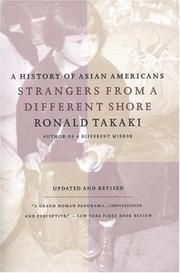Cover of: Strangers from a different shore | Ronald Takaki
