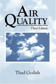 Cover of: Air quality | Thad Godish