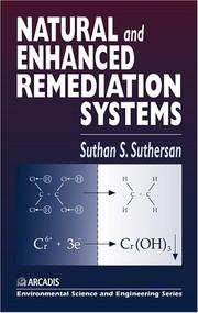Cover of: Natural and Enhanced Remediation Systems (Geraghty & Miller Environmental Science and Engineering Series.)