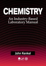 Cover of: Chemistry | John Kenkel