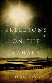 Cover of: Skeletons on the Zahara: a true story of survival