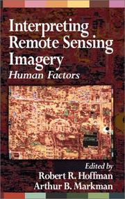 Cover of: Interpreting Remote Sensing Imagery |