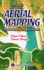 Cover of: Aerial Mapping | Edgar Falkner