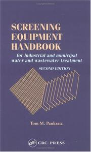 Cover of: Screening equipment handbook