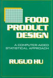 Cover of: Food product design