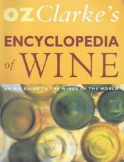 Cover of: ENCYCLOPEDIA OF WINE