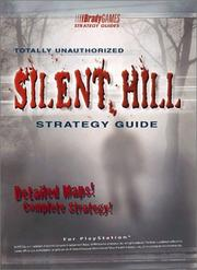 Cover of: Totally unauthorized Silent Hill strategy guide. |