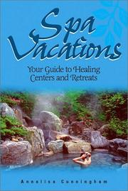 Cover of: Spa Vacations