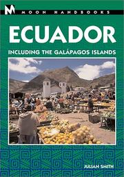 Cover of: Moon Handbooks: Ecuador
