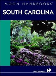 Cover of: Moon Handbooks South Carolina | Mike Sigalas