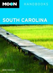 Cover of: Moon South Carolina | Mike Sigalas