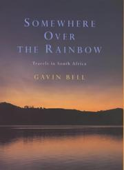 Cover of: Somewhere Over the Rainbow | Gavin Bell