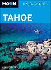Cover of: Moon Tahoe