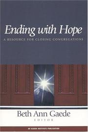 Cover of: Ending with Hope