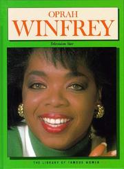 Cover of: Oprah Winfrey