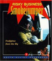 Cover of: Smokejumper: firefighter from the sky