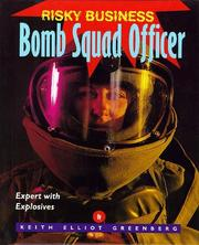 Cover of: Risky Business - Bomb Squad Officer (Risky Business)