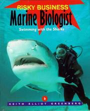 Cover of: Marine biologist | Keith Elliot Greenberg