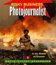 Cover of: Photojournalist | Keith Elliot Greenberg