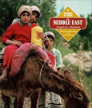Cover of: The Middle East: Struggle for a Mideast Homeland (Children in Crisis)