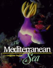 Cover of: The Mediterranean Sea | L. R. Taylor