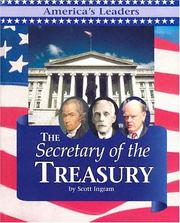 Cover of: The Secretary of Treasury