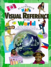 Cover of: The Blackbirch kid's visual reference of the world |