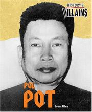 Cover of: Pol Pot (History's Villains)