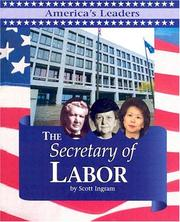 Cover of: The Secretary of Labor