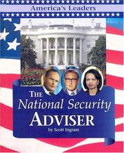 Cover of: The National Security Adviser