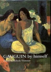 Cover of: Gauguin by himself