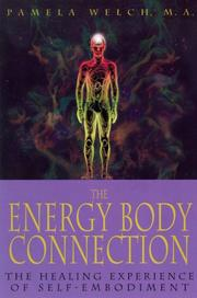 Cover of: The energy body connection