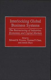 Cover of: Interlocking Global Business Systems |