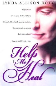 Cover of: Help me heal