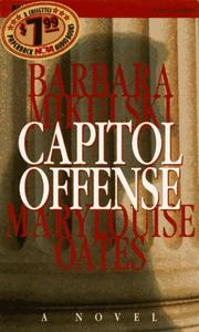 Cover of: Capitol Offense (Nova Audio Books) |