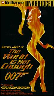Cover of: World Is Not Enough, The