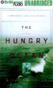 Cover of: Hungry Ocean, The (Nova Audio Books) | Linda Greenlaw