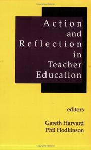 Action and reflection in teacher education