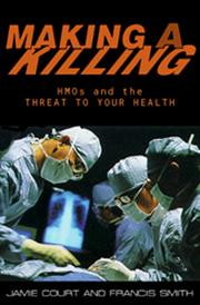 Cover of: Making a killing | Jamie Court