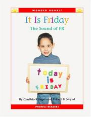 Cover of: It is Friday