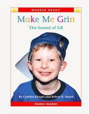Cover of: Make me grin