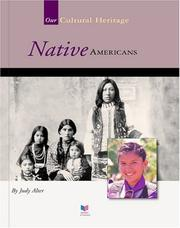 Cover of: Native Americans (Spirit of America Our Cultural Hertiage)